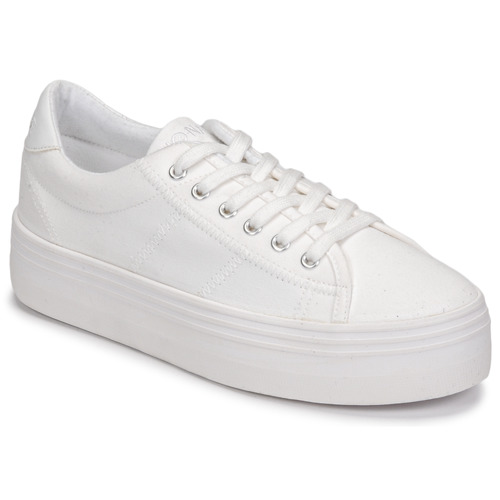 No Name PLATO SNEAKER Weiss Damen  Schuhe Sneaker Low Damen Weiss 48,29 657f9f