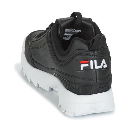 DISRUPTOR LOW  Fila  sneaker low  herren  schwarz