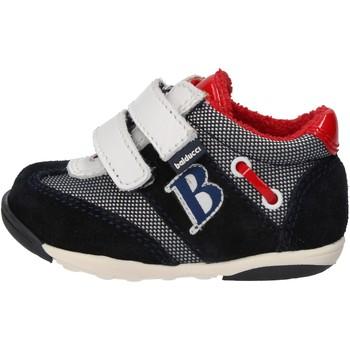 Schuhe Jungen Sneaker Balducci schuhe bambino  sneakers mehrfarben wildleder textil AG929 mehrfarben