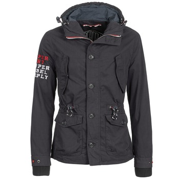 Kleidung Herren Jacken Superdry BADLANDS BEACH Marine