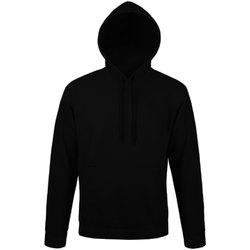 Kleidung Sweatshirts Sols SNAKE UNISEX SPORT Negro