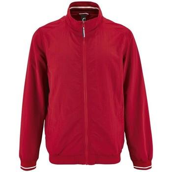 Kleidung Jacken Sols RALPH CASUAL WOMEN Rojo