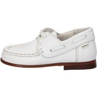 Schuhe Jungen Sneaker Balducci sneakers weiß leder AG923 weiß