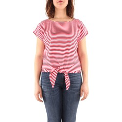 Kleidung Damen T-Shirts Emme Di Marella RIMMEL T-Shirts & Tops Frau red red