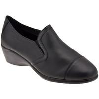 Schuhe Damen Slipper Stonefly Hals Comfort mokassin halbschuhe