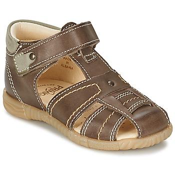 Schuhe Jungen Sandalen / Sandaletten Primigi LARS E Braun