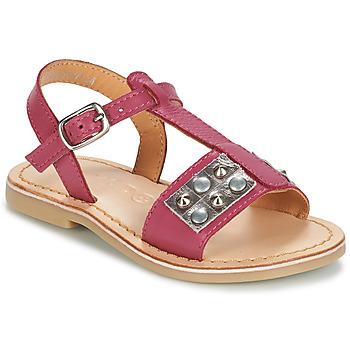 Schuhe Mädchen Sandalen / Sandaletten Mod'8 ZAZIE Rose