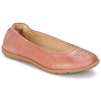 Schuhe Mädchen Ballerinas Mod'8 OLIVIA Pfirsisch