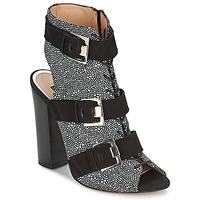 Schuhe Damen Sandalen / Sandaletten SuperTrash ZAHIRA Grau