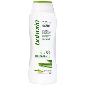 Beauty Badelotion Babaria Aloe Vera Gel Baño Hidratante  600 ml