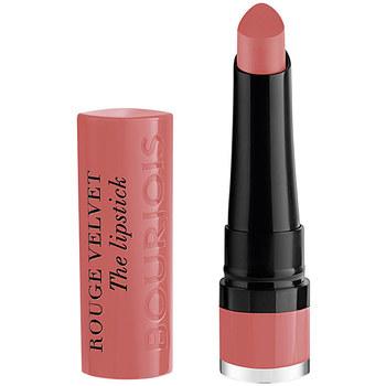 Beauty Damen Lippenstift Bourjois Rouge Velvet The Lipstick 02-flaming´rose 2,4 Gr 2,4 g