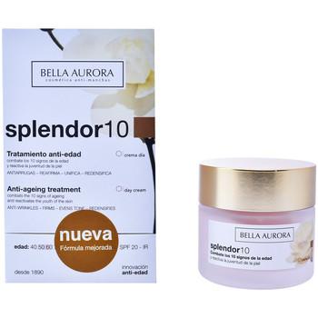 Beauty Damen Anti-Aging & Anti-Falten Produkte Bella Aurora Splendor 10 Behandlung Anti-edad Spf20  50 ml
