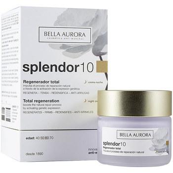 Beauty Damen Anti-Aging & Anti-Falten Produkte Bella Aurora Splendor 10 Regenerador Total Noche  50 ml