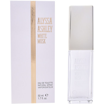 Beauty Damen Eau de toilette  Alyssa Ashley White Musk Edt Zerstäuber  50 ml