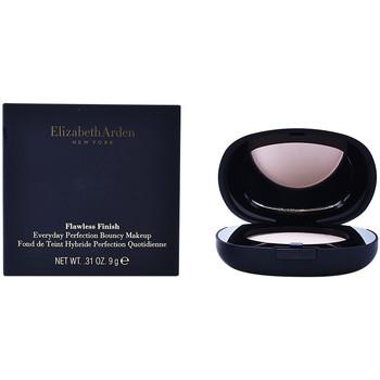 Beauty Damen Make-up & Foundation  Elizabeth Arden Flawless Finish Everyday Perfection Bouncy Makeup 01-porcelain