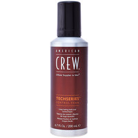 Beauty Herren Haarstyling American Crew Techseries Control Foam  200 ml