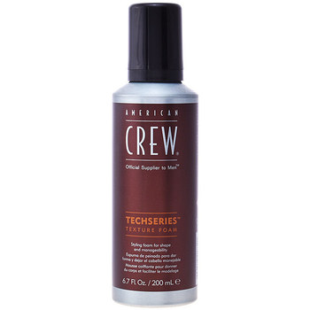 Beauty Herren Haarstyling American Crew Techseries Texture Foam  200 ml