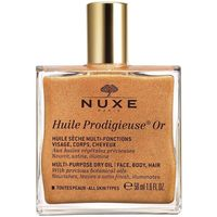 Beauty Damen pflegende Körperlotion Nuxe Huile Prodigieuse Or  50 ml