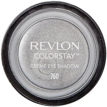 Beauty Damen Lidschatten Revlon Gran Consumo Colorstay Creme Eye Shadow 24h 760-eary Grey