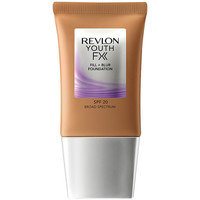 Beauty Damen Make-up & Foundation  Revlon Gran Consumo Youthfx Fill + Blur Foundation Spf20 405-almond