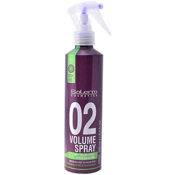 Beauty Spülung Salerm Volumen Spray White Hair