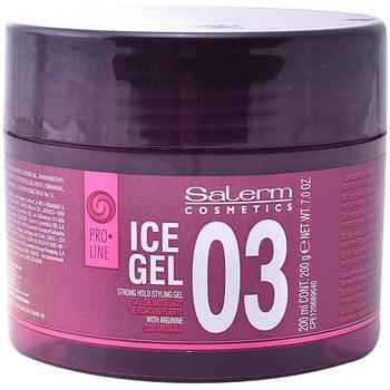 Beauty Spülung Salerm Ice Gel 03 Strong Hold Styling Gel  200 ml