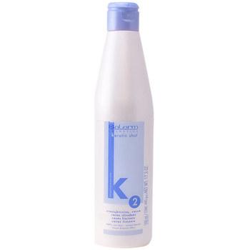 Beauty Spülung Salerm Keratin Shot Straightening Cream  500 ml