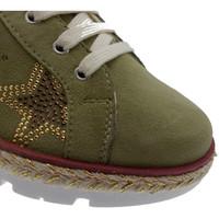 Schuhe Damen Sneaker Low Calzaturificio Loren LOC3786sa verde