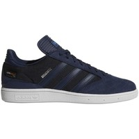 Schuhe Herren Sneaker Low adidas Originals ZAPATILLAS  BUSENITZ Blue