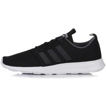 Schuhe Herren Sneaker Low adidas Originals CF Swift Racer Schwarz