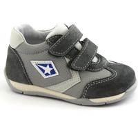 Schuhe Kinder Sneaker Low Balocchi SPIELZEUG 483.185 18/22 über grau Babyschuh-Turnschuh Mitte Tück Grigio