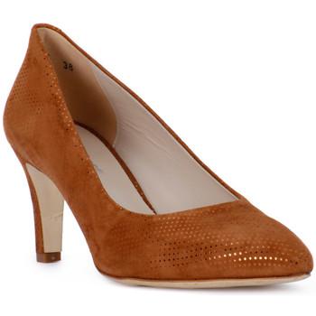 Schuhe Damen Pumps Melluso VS7 SELLA Marrone