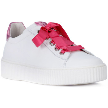 Schuhe Mädchen Sneaker Low Nero Giardini MP NERO GIARDINI  MANAUS BIANCO Bianco