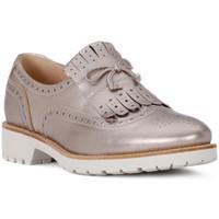 Schuhe Damen Derby-Schuhe Nero Giardini MP NERO GIARDINI  OXIGEN BRONZO Marrone