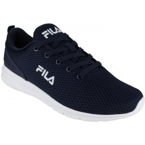Fila Men Fury Run 3.0 Low Dress Blue