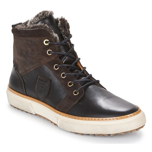 Pantofola d'Oro BENEVENTO UOMO FUR MID Braun  Schuhe Sneaker High Herren 155