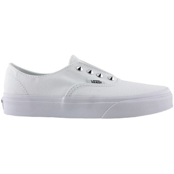 Schuhe Damen Skaterschuhe Vans authentic gore studs true white women Weiß