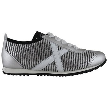 Schuhe Sneaker Low Munich Fashion osaka 8400316 Silber