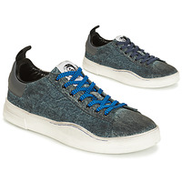 Schuhe Herren Sneaker Low Diesel S-CLEVER LOW Blau