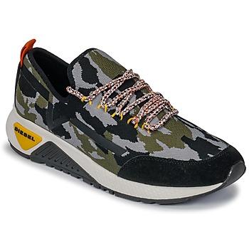 Schuhe Herren Sneaker Low Diesel S-KBY Camouflage