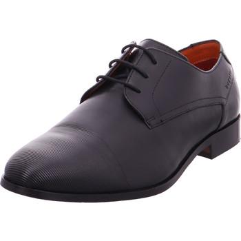 Schuhe Herren Richelieu Bugatti - 311457011000 schwarz