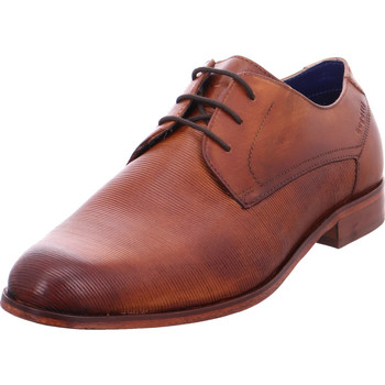 Schuhe Herren Richelieu Bugatti - 311457021100 braun