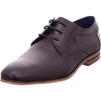 Schuhe Herren Richelieu Bugatti - 311252042115 blau