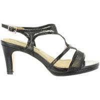 Schuhe Damen Sandalen / Sandaletten Maria Mare 66715 Negro