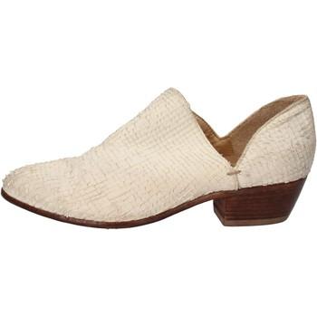 Schuhe Damen Low Boots Moma AD88 weiß