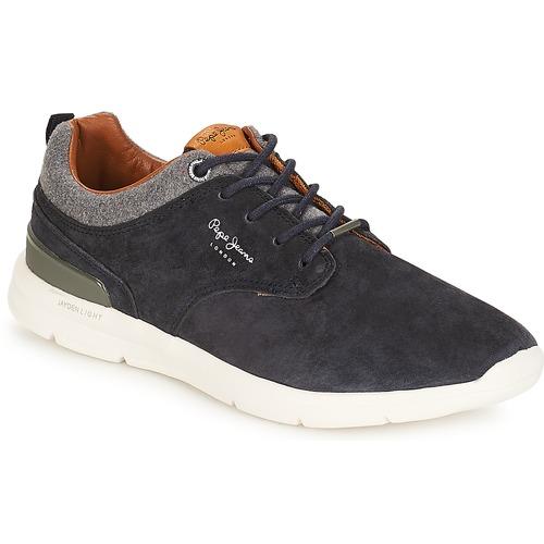Pepe Marine jeans Jayden Marine Pepe  Schuhe Sneaker Niedrig Herren 68 477c17