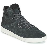 Schuhe Herren Sneaker High Pepe jeans BTN 01 Marine