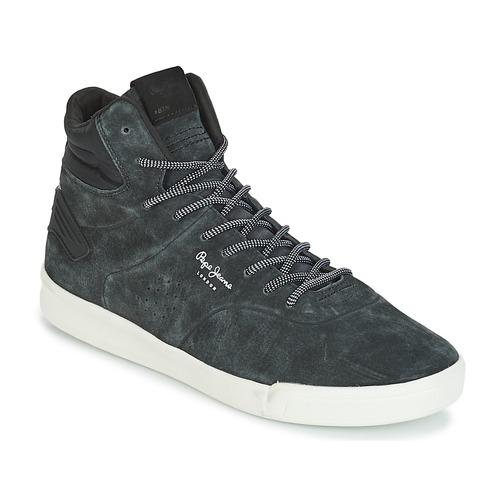 Pepe jeans BTN 01 Marine  Schuhe Sneaker High Herren 119