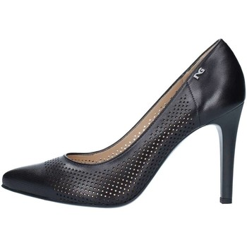 Schuhe Damen Pumps Nero Giardini P805500DE Pumps Frau Black Black