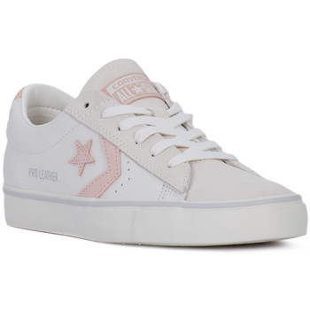 Schuhe Damen Sneaker Low Converse PRO LEATHER VULC OX Bianco